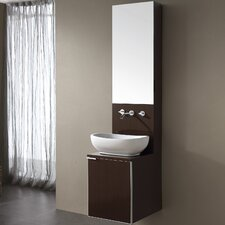 Cube Vanity Set and Mirror Cabinet