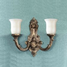 Vidra 2 Light Wall Sconce