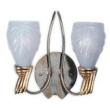 Parma 2 Light Wall Sconce