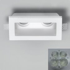 <strong>Zaneen Lighting</strong> Invisibili 2 Fixed LED SpotLights