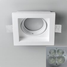 Invisibli 1 Light Recessed Adjustable LED