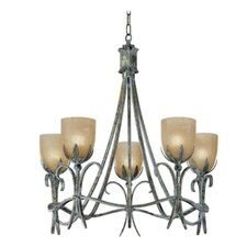 Latina 5 Light Chandelier