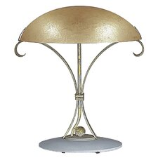 "Latina 22"" H Table Lamp with Bowl Shade"