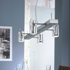 <strong>Zaneen Lighting</strong> Tu-B Four Light Pendant
