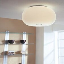 <strong>Zaneen Lighting</strong> Blow Two Light Ceiling Flush Mount