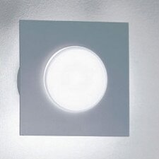 <strong>Zaneen Lighting</strong> Duo Square Wall or Ceiling Flush Mount