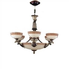 <strong>Zaneen Lighting</strong> Alicante Traditional Chandelier