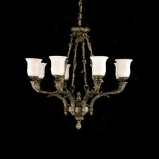 <strong>Zaneen Lighting</strong> Toledo Traditional Chandelier in Aged Bronze