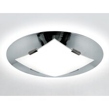 <strong>Zaneen Lighting</strong> Damas Flush Mount  /  Wall Sconce in Chrome