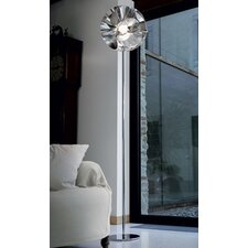 <strong>Zaneen Lighting</strong> Floral Floor Lamp
