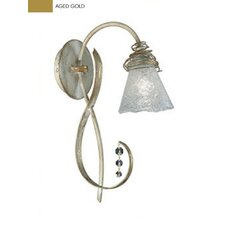 Siberia 1 Light Wall Sconce