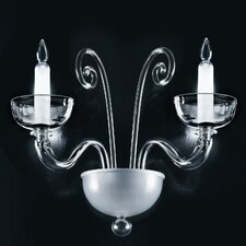 Brera 2 Light Wall Sconce