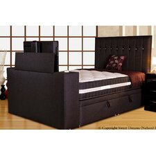 Sparkle Luxury Divan TV Bed Frame