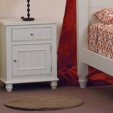 Rook 1 Drawer Bedside Table