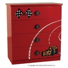 Formula 4 Drawer Chest
