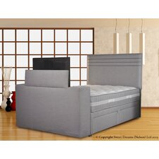 Chic Luxury Divan TV Bed Frame