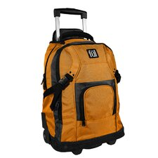 Heart Throb Backpack Roller in Heat Wave Orange