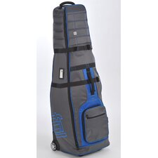 Golf Travel Carrier in Gray/Blue