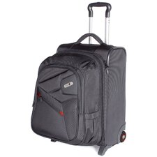 "Double Time 21"" 2-in-1 Carry-On Suitcase"