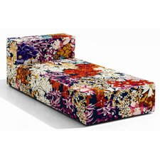 Nap Fabric Chaise Longue