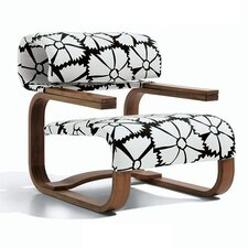 Furnishing Daniela Fabric Arm Chair