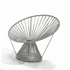Furnishing Cordula Circular Easy Director Chair