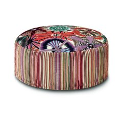 Omdurman Patchwork Pouf Bean Bag Chair