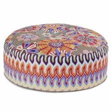 <strong>Missoni Home</strong> Murrine Naima Pouf Ottoman