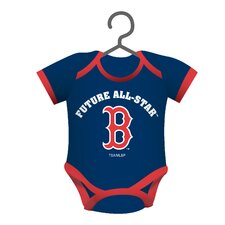 MLB Baby Shirt Ornament