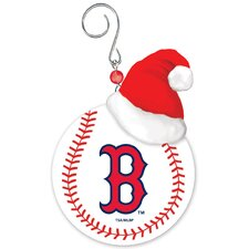 MLB Team Ball Ornament