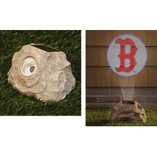 MLB Logo Projection Rock