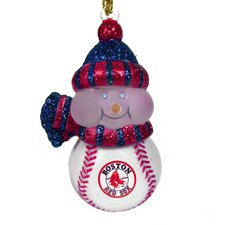 MLB All-Star Light-Up Snowmen (Set of 2)