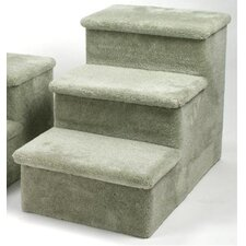 Heavy Duty Pet Stairs - Three Step