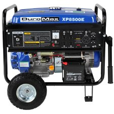 8,500 Watt Gasoline Generator With Electric Start