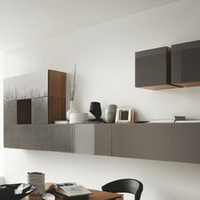 Inbox Storage Cabinet Horizontal with Lift Up Door