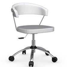 <strong>Calligaris</strong> New York Swivel Office Chair