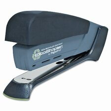 Desktop EcoStapler, 20 Sheet Capacity, Stone