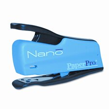 Nano Miniature Stapler, 12 Sheet Capacity, Blue