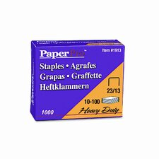 Paperpro Heavy-Duty Staples, 1,000/Box
