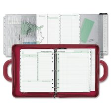 <strong>Day-Timer®</strong> Attache Style Starter Set Organizer
