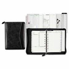 <strong>Day-Timer®</strong> Woven Look Starter Set Organizer