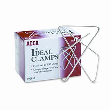 Ideal Clamps, 12/Box