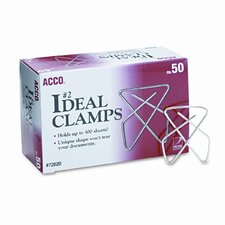 Ideal Clamps, 50/Box