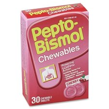 <strong>Acme United Corporation</strong> Pepto-Bismol Tablet (30 Per Box)