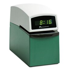<strong>Acroprint Time Recorder</strong> ETC Digital Automatic Time Clock with Stamp
