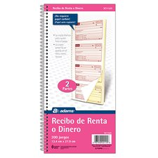 Receipt/Rent O Money Receipt (Set of 25)