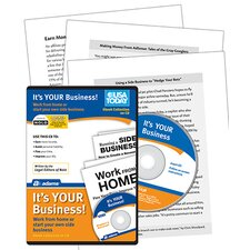It's Your Business! Work from Home/Start a Side Business on Compact Disc (Set of 6)