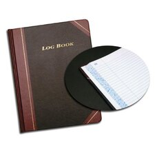 "8.38"" x 10.38"" Log Book (Set of 6)"