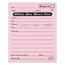 Write and Stick While You Were Out Pad (Set of 40)