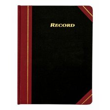 "8.5"" x 10.75"" Cover Record Ledger Book (Set of 4)"
